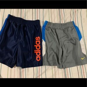 Other - Adidas & Nike Shorts